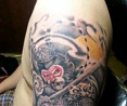 Eight Plus Tattoo