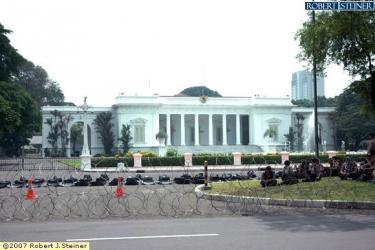 Presidential Palace @ Jalan Medan Merdeka Utara