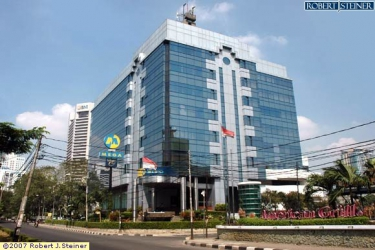 Bank Mega @ Jalan Dewi Sartika