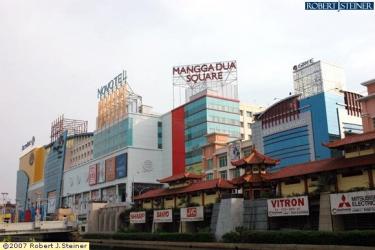 Mangga Dua Square @ Jalan Gunung Sahari Raya