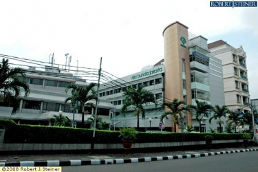 Rumah Sakit Ibu Anak Bunda @ Jalan Teuku Cik Ditiro