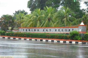 Tering Bay Resort @ Jalan Hang Lekiu