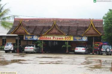 Golden Prawn Seafood Restaurant @ Jalan Bengkong Raya