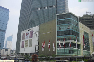 BCA Tower - Grand Indonesia