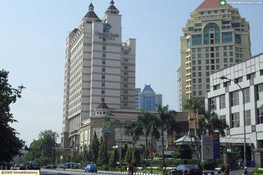 Hotel Oasis Amir @ Jalan Senen Raya 3