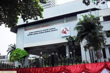 DPRD Propinsi DKI Jakarta @ Jalan Kebon Sirih