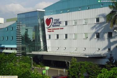 Rumah Sakit Jantung Harapan Kita @ Jalan Letjen. S. Parman