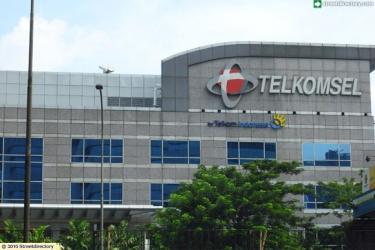 Grapari Telkomsel @ Jalan Jendral Gatot Subroto