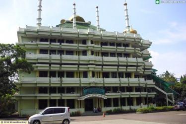 Baitul Ilmi Mosque @ Jalan Jendral Gatot Subroto