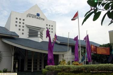 Universitas Paramadina @ Jalan Jendral Gatot Subroto