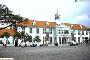 Museum Fatahilah (Museum Sejarah) Jakarta @ Jalan Pintu Besar Utara