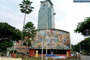 Kuala Lumpur Guide Bangunan Dewan Bahasa Dan