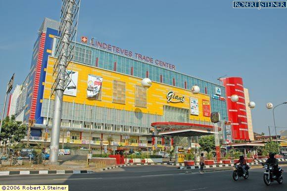 Lindeteves Trade Centre