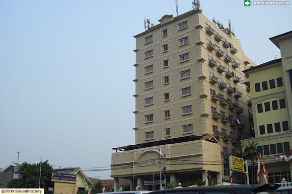 Alia Matraman Hotel