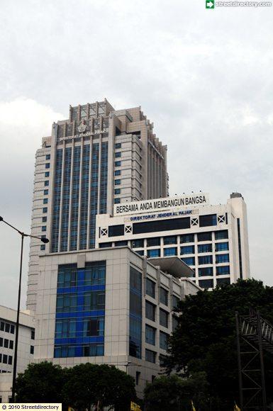 Kantor pusat direktorat jendral pajak (new building)