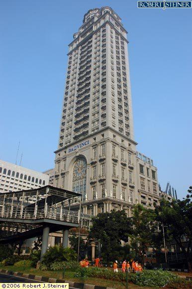 Davinci Tower
