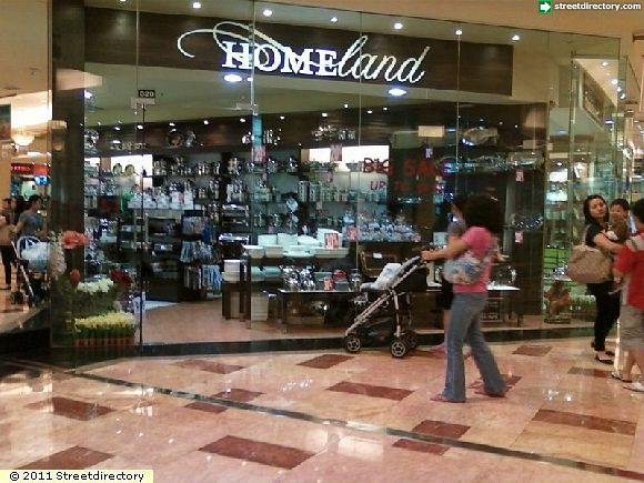 Homeland (Taman Anggrek Mall)