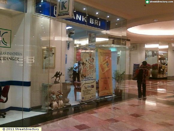 Bank Rakyat Indonesia (BRI) (Taman Anggrek Mall)