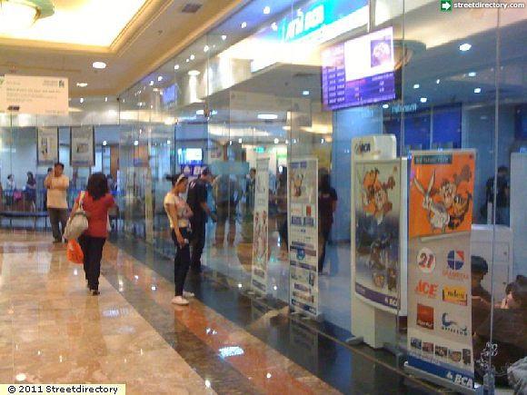 Bank Central Asia (Taman Anggrek Mall)