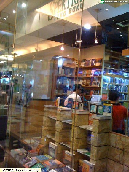 Spektra Toko Buku (Taman Anggrek Mall)