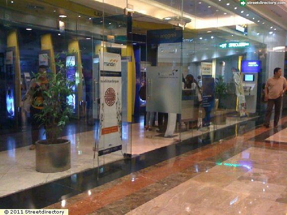 Bank Mandiri (Taman Anggrek Mall)