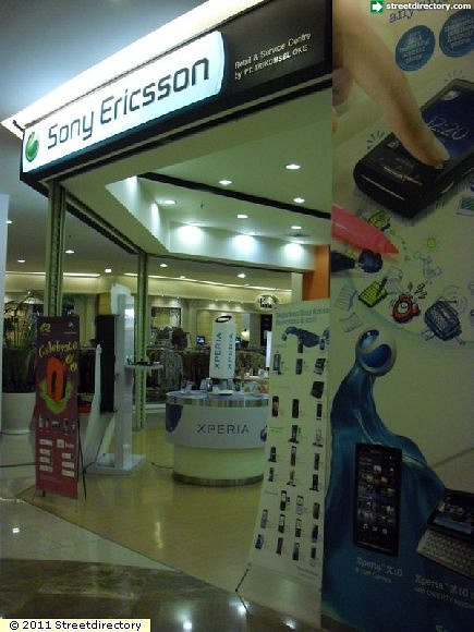 Sony Ericsson (Emporium Pluit Mall)