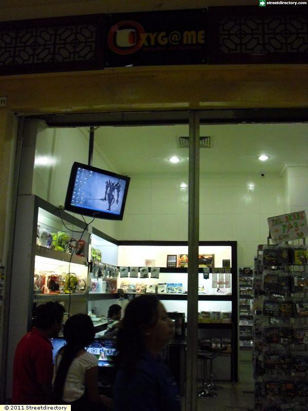 Oxygame (Artha Gading Mall)