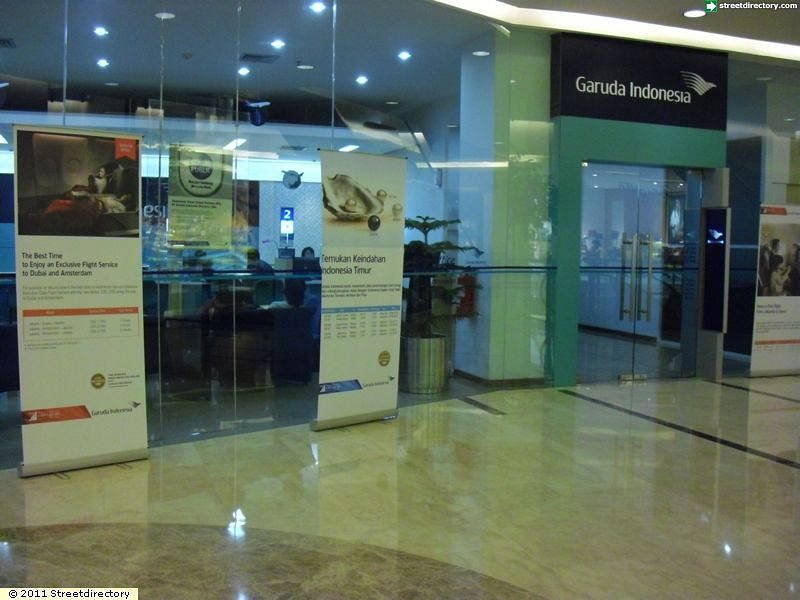Garuda Indonesia Airways (Emporium Pluit Mall)