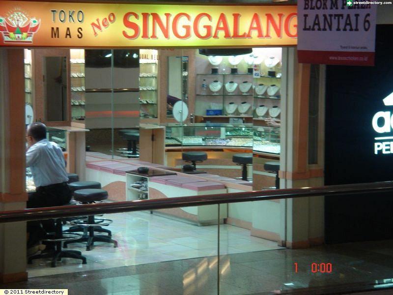 Toko Mas Neo Singgalang (Blok M Plaza)