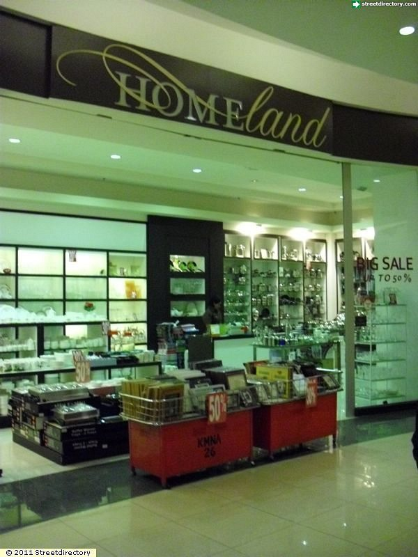 Homeland (Mall of Indonesia)
