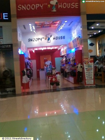 Snoopy House (Mall of Indonesia)