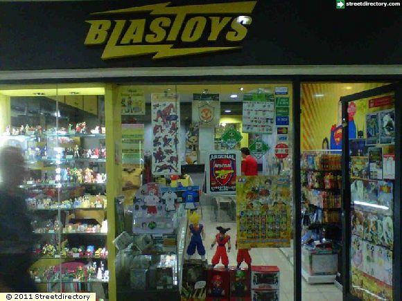 Blasttoys