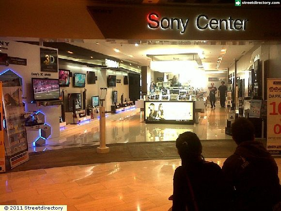 Sony Center (Shopping Town West Mall - Grand Indonesia)