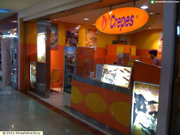 D'Crepes (Ciputra Mall)