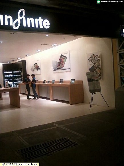 Infinite (Shopping Town West Mall - Grand Indonesia)