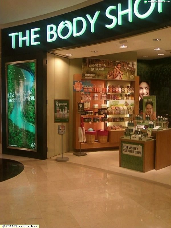 The Body Shop (Shopping Town West Mall - Grand Indonesia)
