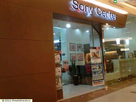 Sony Center (Pacific Place Mall)