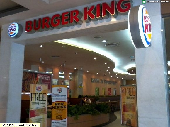 Burger King (Pondok Indah Mall 1)