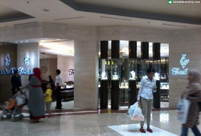 Frank co jewelry jakarta taman anggrek mall indonesia for Passion jewelry taman anggrek