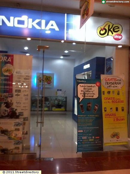 OKE Shop (Pondok Indah Mall 1)