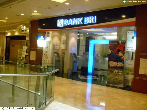 Bank Rakyat Indonesia (BRI) (Shopping Town East Mall - Grand Indonesia)