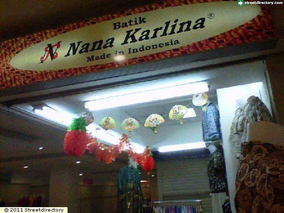 Batik Nana Karlina (Seasons City)