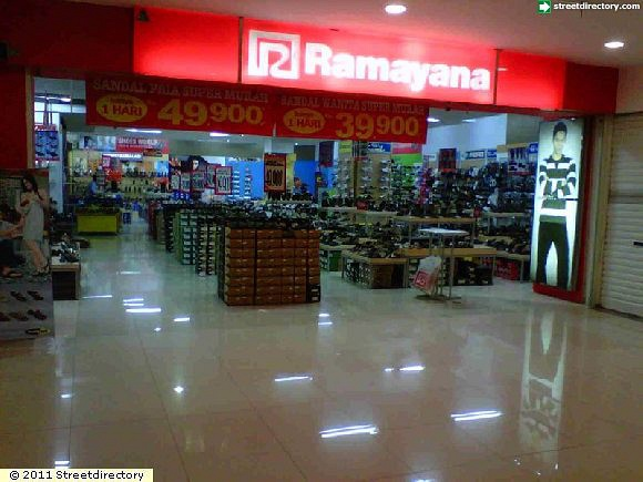 Ramayana Dept. Store (Seasons City)
