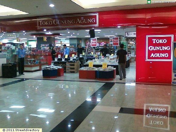 Toko Gunung Agung (Ciputra Mall)