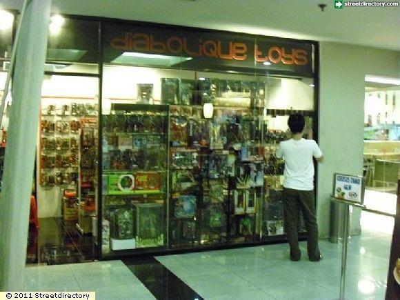 DIABOLIQUE TOYS (Ciputra Mall)