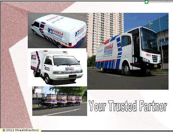 PT. Pahala Express Cab. Ragunan