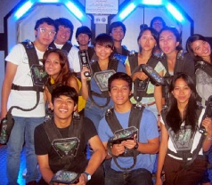 Laser Game Indonesia Photos