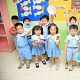 Kindergarten Arts and Crafts at Good Shepherd International Preschool Jakarta Utara