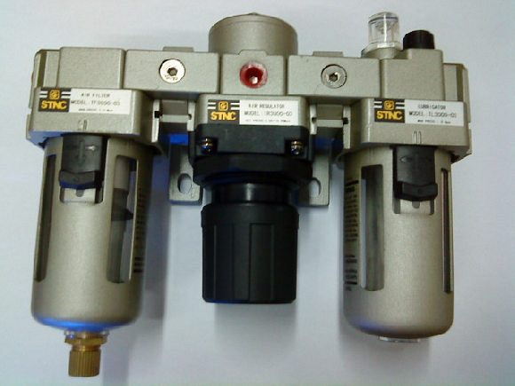 FILTER REGULATOR LUBRICATOR TC4000 SERIS