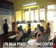 LPK Raja Ponsel Training Center Photos
